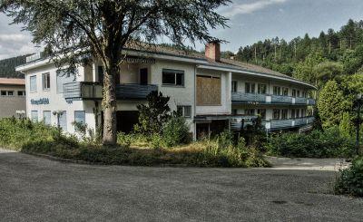 Verlassene Orte Schwarzwald